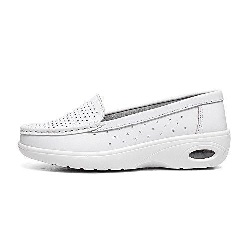 Image of Cooga Nurse Design Women's Comfortable Nursing Shoes Slip Resistant Work Shoes