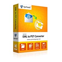 EML to PST Converter (Email Delivery-No CD)