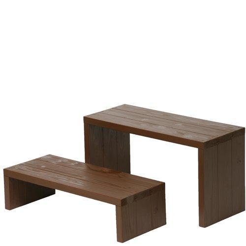 Welcome wood ウッドステージ662LM-CB 2段ワイドタイプ  色はCB カフェブラウン  【完成品】 組み立てる必要なし。  個別に移動できるのでとっても便利。 B00EFYABJ2 (CB)カフェブラウン (CB)カフェブラウン