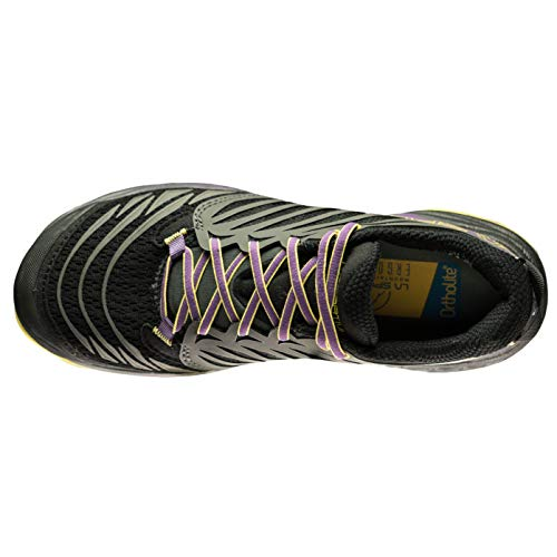 Scarpe Donna Black Woman Akasha Fitness La black purple Multicolore purple 000 Sportiva Da Ap4pq
