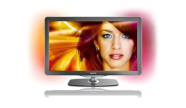 Philips 32PFL7695H- Televisión Full HD, Pantalla LCD 32 pulgadas- Gris: Amazon.es: Electrónica