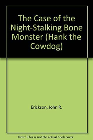 book cover of The Case of the Night-Stalking Bone Monster