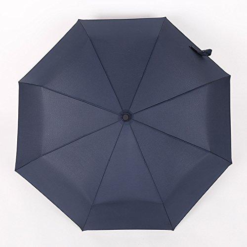 Vivona Automatic Windproof Folding Umbrella Men Women 8 Ribs Umbrellas Travel Lightweight Rain Gear - (Color: 4) by Vivona (Image #4)
