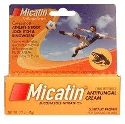 Micatin Antifungal (Micatin Anti Fungal Cream for Athletes Foot - 14 Gm by)