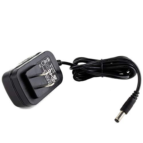 MyVolts 9V Power Supply Adaptor Compatible with Boss GT-10 Effects Pedal - US Plug