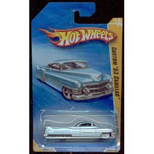 HOT WHEELS 2009-015/190 New Models 15/42 Custom '53 Cadillac 1:64 SCALE (Cars Cadillac 2009)