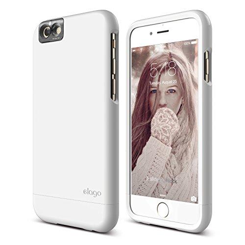 iPhone Case elago Glide White