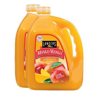 langers mongo mango juice - 2