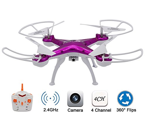 KELIWOW 2 4GHz Quadcopter 360 degree Rolling product image