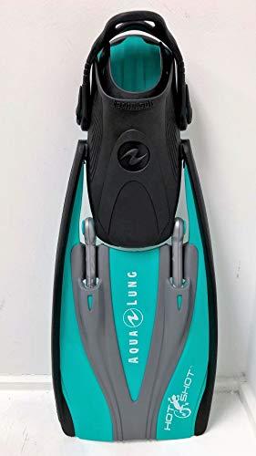 Aqua Lung Hotshot Open Heel Scuba Diving Fins ()