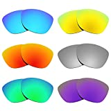 Revant Replacement Lenses for Oakley Frogskins 6 Pair Combo Pack K027