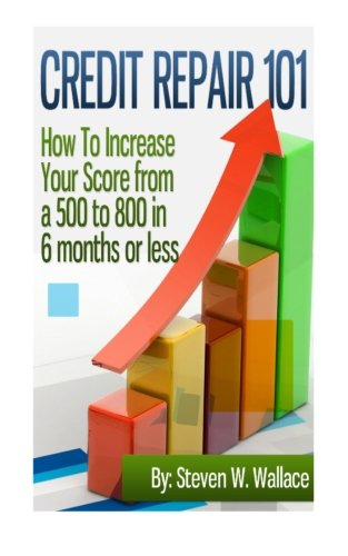 Credit Repair 101: How To Increase Your Score from a 500 to 800 In Months or Less
