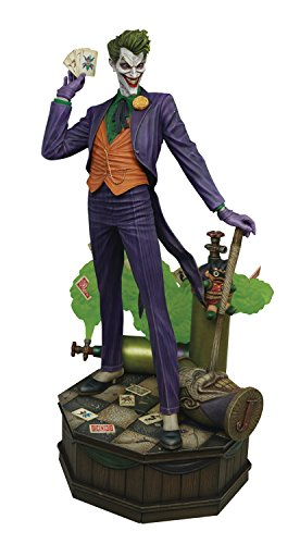 (Tweeter Head DC Super Powers Collection: The Joker Maquette Statue)