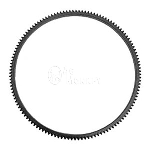 60883H Flywheel Ring Gear Case-IH 585 595 685 695 3230 by AGmonkey