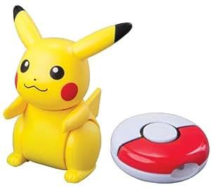 TOMY Pokemon - Pikachu teledirigido