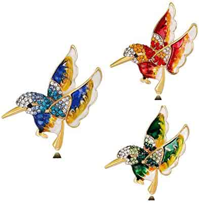 d9653169f Shopping Animals - Other Metals - Brooches & Pins - Jewelry - Girls -  Clothing, Shoes & Jewelry on Amazon UNITED STATES | Fado168.com
