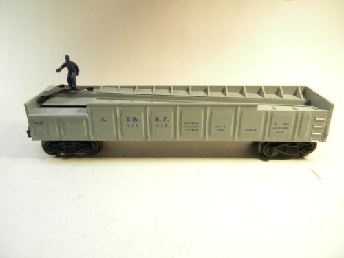 Lionel 3562-25 Santa Fe Operating Barrel Car O Gauge Train