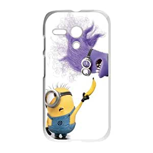 Despicable Me FG0004909 Phone Back Case Customized Art Print Design Hard Shell Protection Motorola G