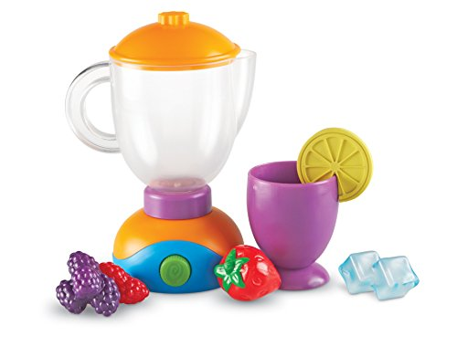(Learning Resources New Sprouts Smoothie Maker!, 9 Pieces )