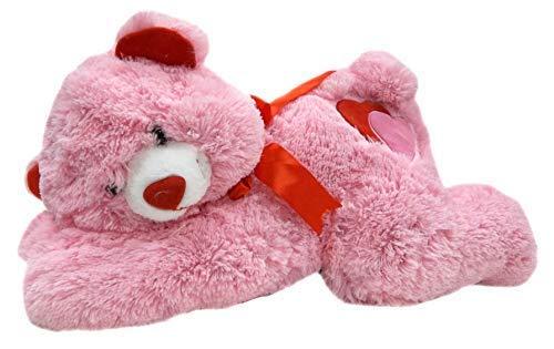 (Goffa Valentine Plush Teddy Bear with Hearts 23