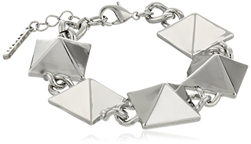 t-tahari-modern-geometry-silver-pyramid-link-bracelet-7