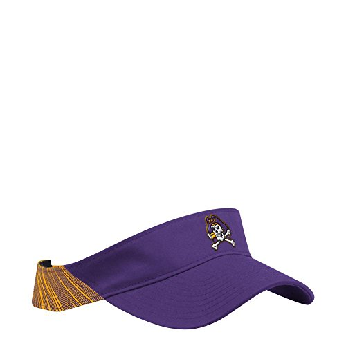 adidas ECU East Carolina University Visor Coach's Sideline Visor