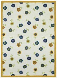 Joy Carpets Awesome Blossom Area Rug