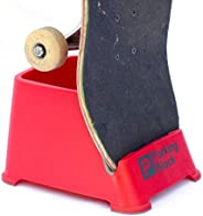 Skateboard Storage, Display, Organizer - Portable Stand