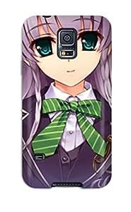 Excellent Galaxy S5 Case Tpu Cover Back Skin Protector Ushinawareta Mirai Wo Motomete Manga 5028412K16715773