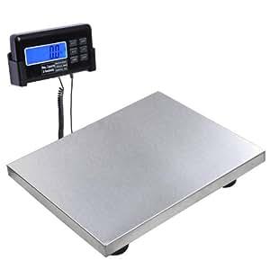 Tek Widget Digital Floor Bench LCD AC Scale