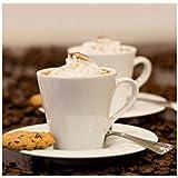 Eurographics DG-SDL1034-VP verre décorative 30 x 30 cm-café Crème