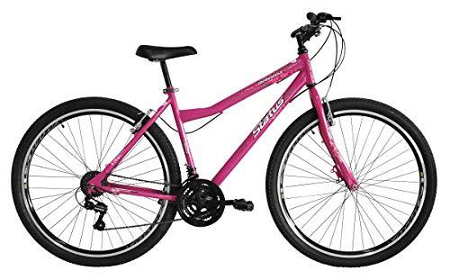 Bicicleta aro 29 Status Belíssima (V-Brake) (Rosa)