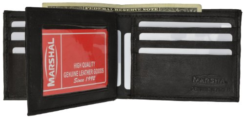 Marshal Wallet Leather Traveler Capacity product image