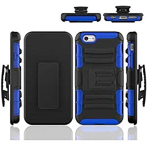 QHY iPhone 6 compatible Outdoors/Special Design Back Cover/Bumper Frame/Full Body Cases , Black
