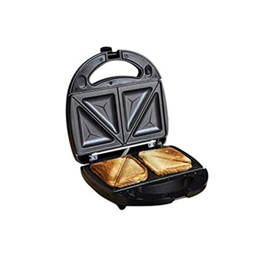 Breakfast Sandwich Maker, 3-In-1 Waffle, Grill & Sandwich Maker with Sets of Detachable Non-Stick Plate Easy Clean Enjoy…