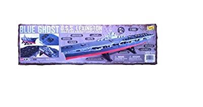 1/525 USS Lexington Aircraft Carrier - Blue Ghost