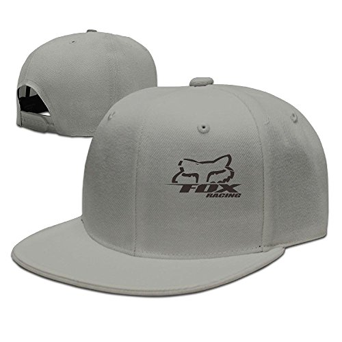 Evelyn C. Connor Fox-racing-logo-vector Snapback Baseball Caps - Fox Print Racing Hat