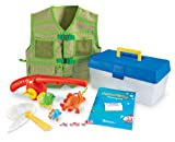 Learning Resources Pretend and Play Fishing Set, Outdoor Stuffs