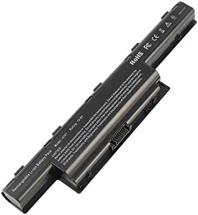 WXKJSHOP - Batería de repuesto compatible con Acer Aspire E1-471, E1-521, E1-531G, E1-471G, V3-471, V3-551, V3-571, V3-571G, P5WE0, PSWE0, AS10D31, AS10D75, AS10D61, AS10D71 y BT.00603.117
