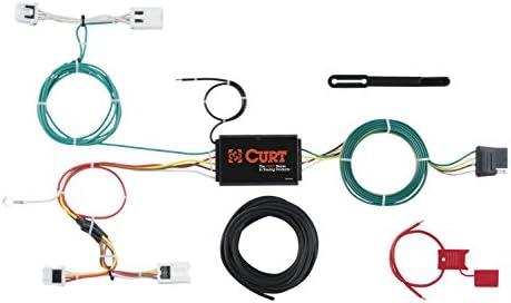 CURT トレーラー牽引パッケージ 2インチボールマウント 4インチドロップ付き シティエクスプレス用 NVカーゴ用