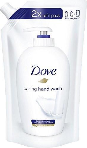 Dove Waschlotion-Nachfüllpack, 10er Pack (10 x 500 ml)