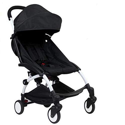 NaNa Baby Stroller 2 in 1 + New Born nest Baby Trolley Folding Baby Stroller car pram,5