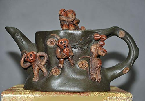 Old Pottery Zisha - SIYAO Wedding Decoration 4