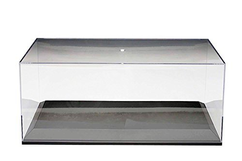 Die-Cast Model Accessories Crystal Display Case (1:18 scale) by AUTOart
