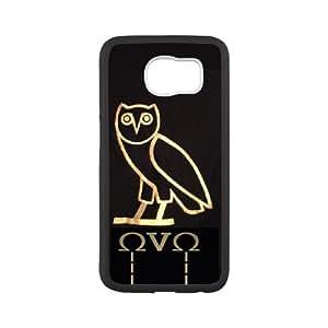 Samsung Galaxy S6 Cell Phone Case White Drake Ovo Owl cse