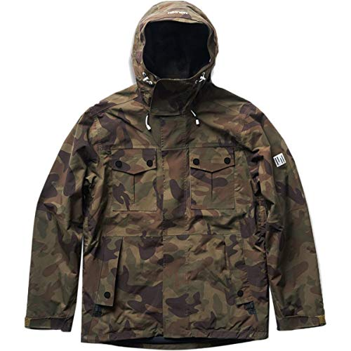 Holden Men's Winfield Jacket-cm-Large, Camo, Large