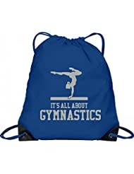 Its All About Gymnastics: Port & Company Drawstring Bag