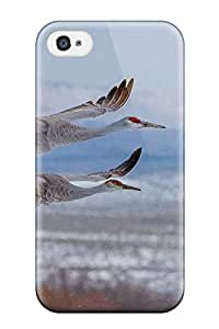 Theodore J. Smith's Shop Hot Tough Iphone Case Cover/ Case For Iphone 4/4s(crane)
