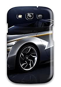 Fashionable FiCHPps4554tEcgK Galaxy S3 Case Cover For Chevrolet Mi Ray Roadster Concept Car Protective Case