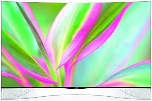 LG 55EA975V SMART TV OLED FULL HD CURVO 3D Swarovski: Amazon.es: Electrónica